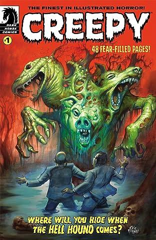 Creepy Comics No.1