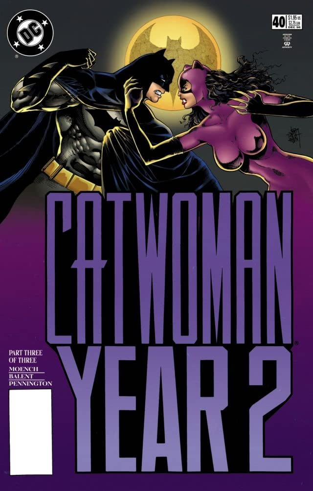 Catwoman (1993-2001) #40