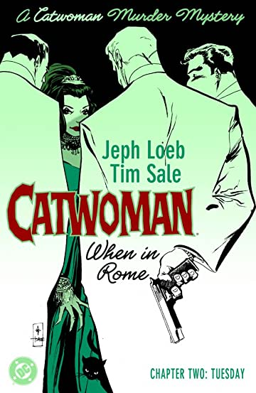 Catwoman: When in Rome (2004-2005) #2