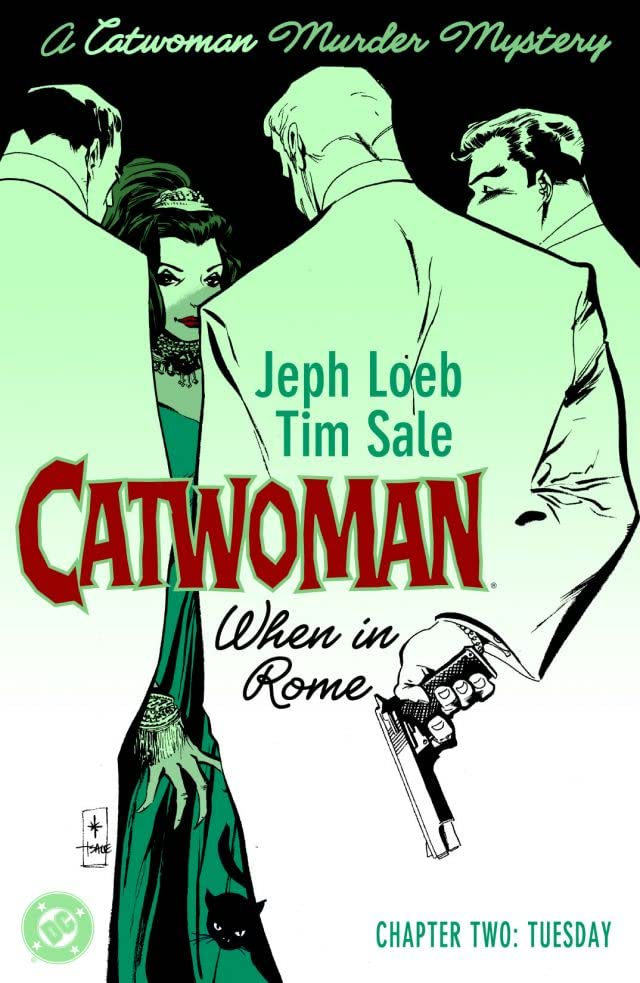 Catwoman: When in Rome (2004-2005) #2 (of 6)