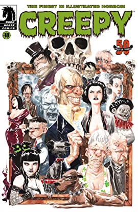 Creepy Comics #18