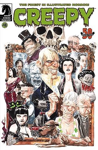 Creepy Comics No.18
