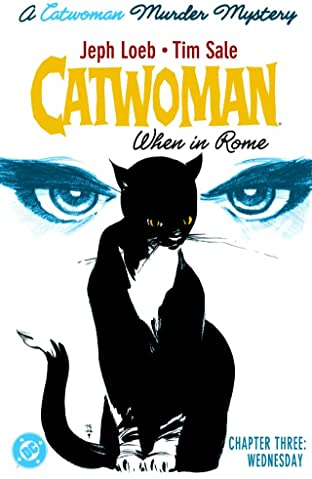 Catwoman: When in Rome (2004-2005) #3 (of 6)