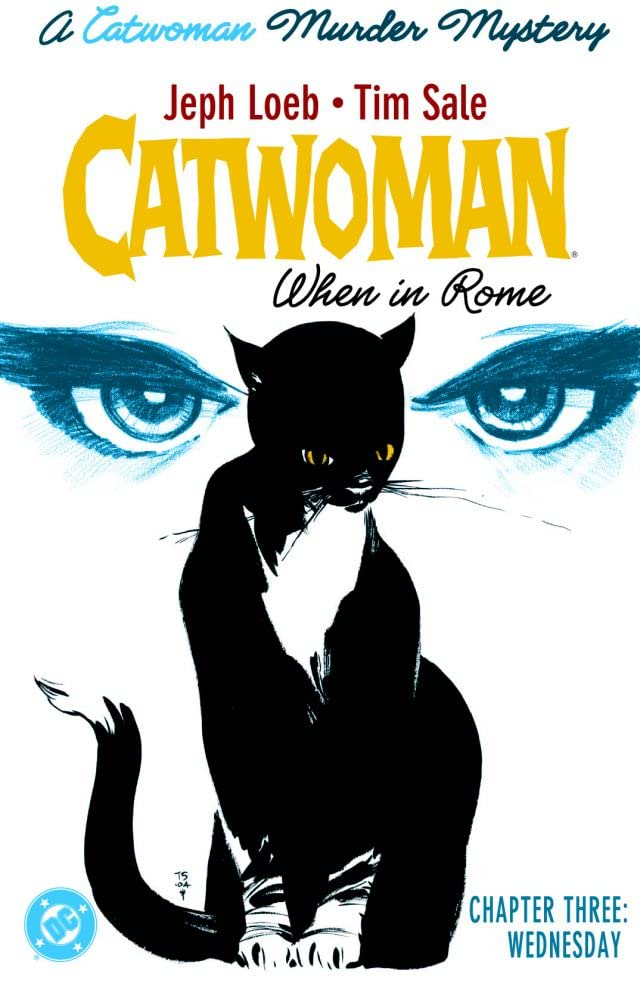 Catwoman: When in Rome (2004-2005) #3