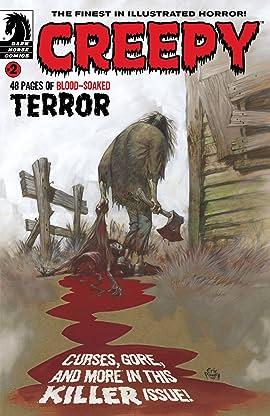 Creepy Comics #2