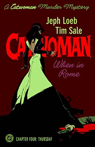 Catwoman: When in Rome (2004-2005) #4 (of 6)