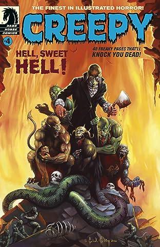 Creepy Comics No.4