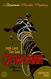 Catwoman: When in Rome (2004-2005) #5 (of 6)
