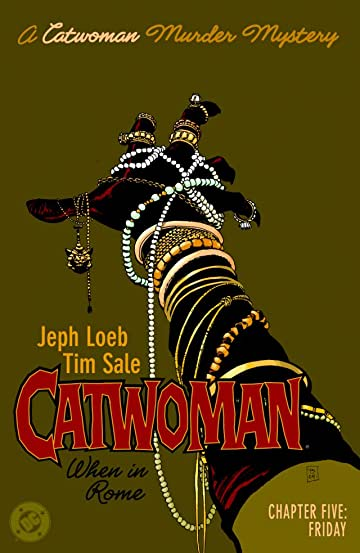 Catwoman: When in Rome (2004-2005) #5