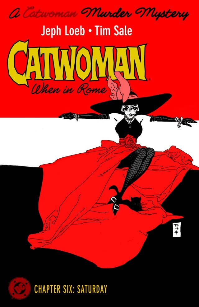 Catwoman: When in Rome (2004-2005) #6 (of 6)