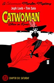 Catwoman: When in Rome (2004-2005) #6