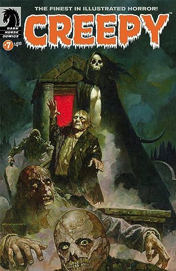 Creepy Comics #7