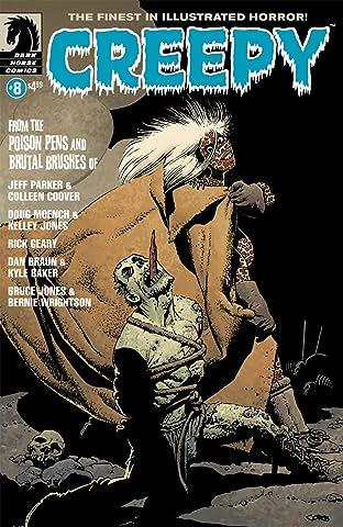 Creepy Comics No.8