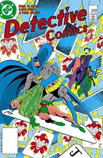 Detective Comics (1937-2011) #569