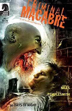 Criminal Macabre: A Cal McDonald Mystery #2
