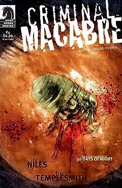 Criminal Macabre: A Cal McDonald Mystery #4