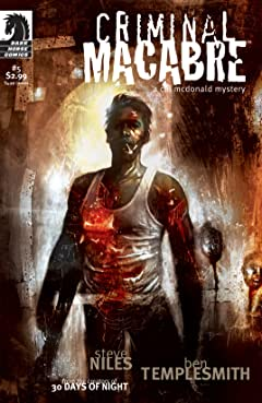 Criminal Macabre: A Cal McDonald Mystery #5