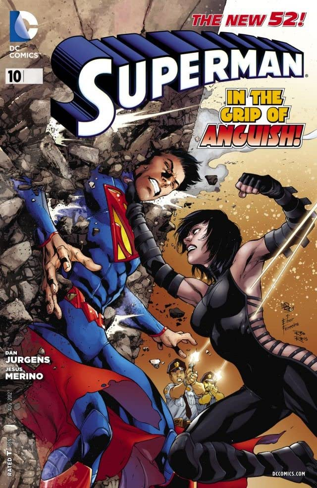 Superman (2011-) #10