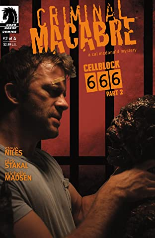 Criminal Macabre: Cell Block 666 #2