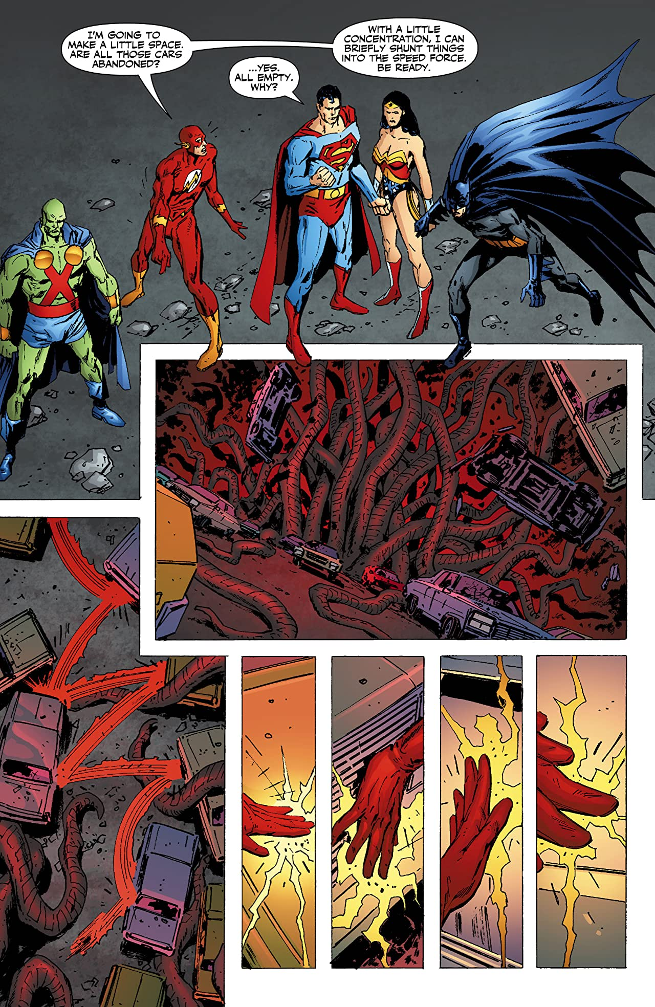 JLA: Classified #13