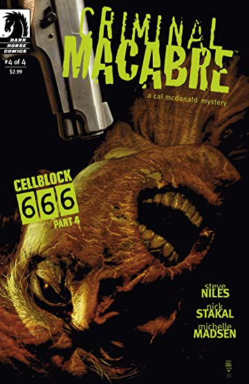 Criminal Macabre: Cell Block 666 #4