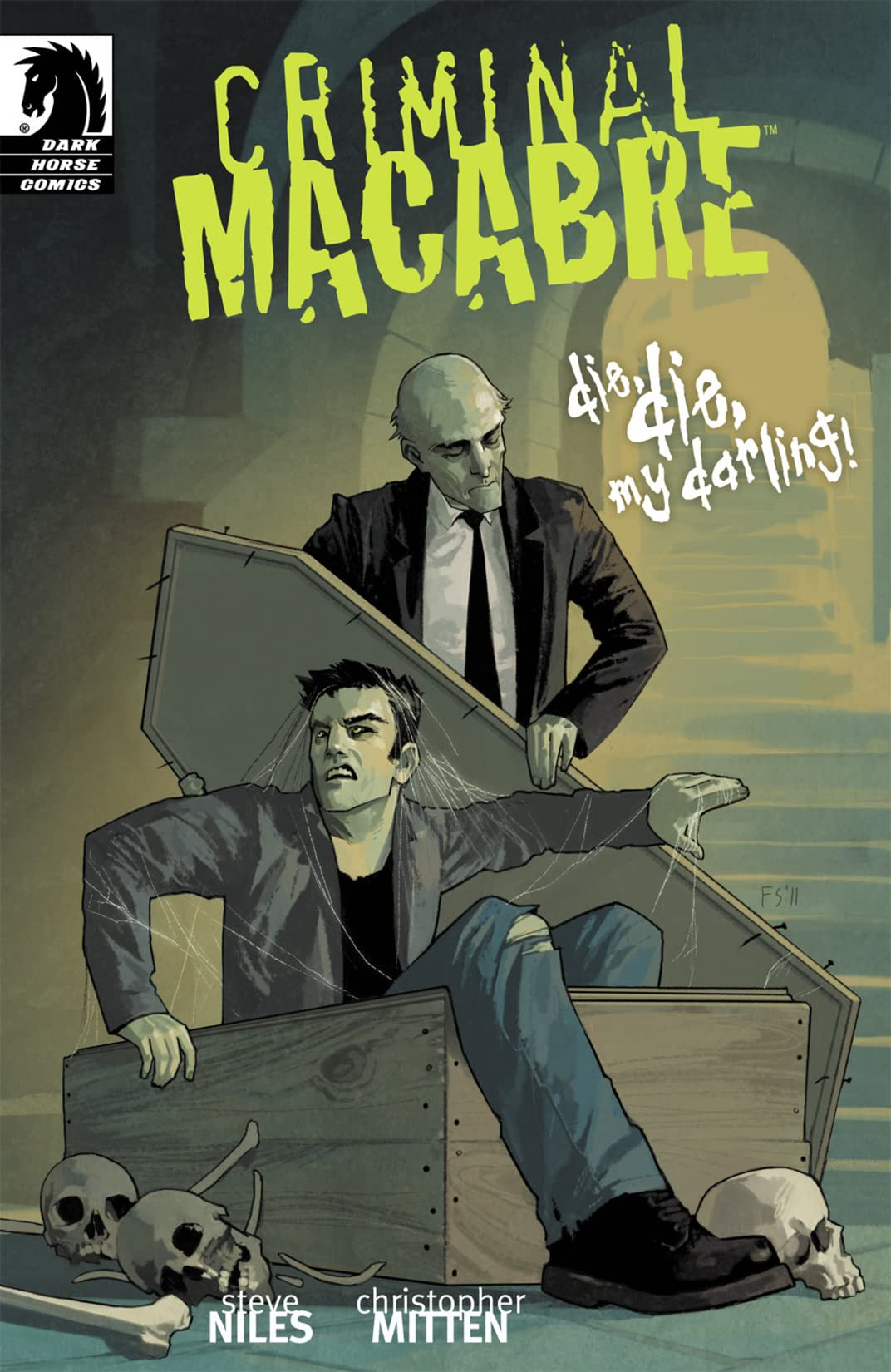 Criminal Macabre: Die, Die, My Darling #1