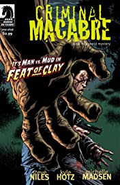 Criminal Macabre: Feat of Clay #1