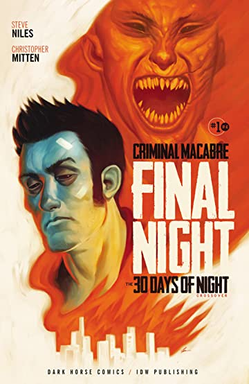 Criminal Macabre: Final Night - The 30 Days of Night Crossover #1
