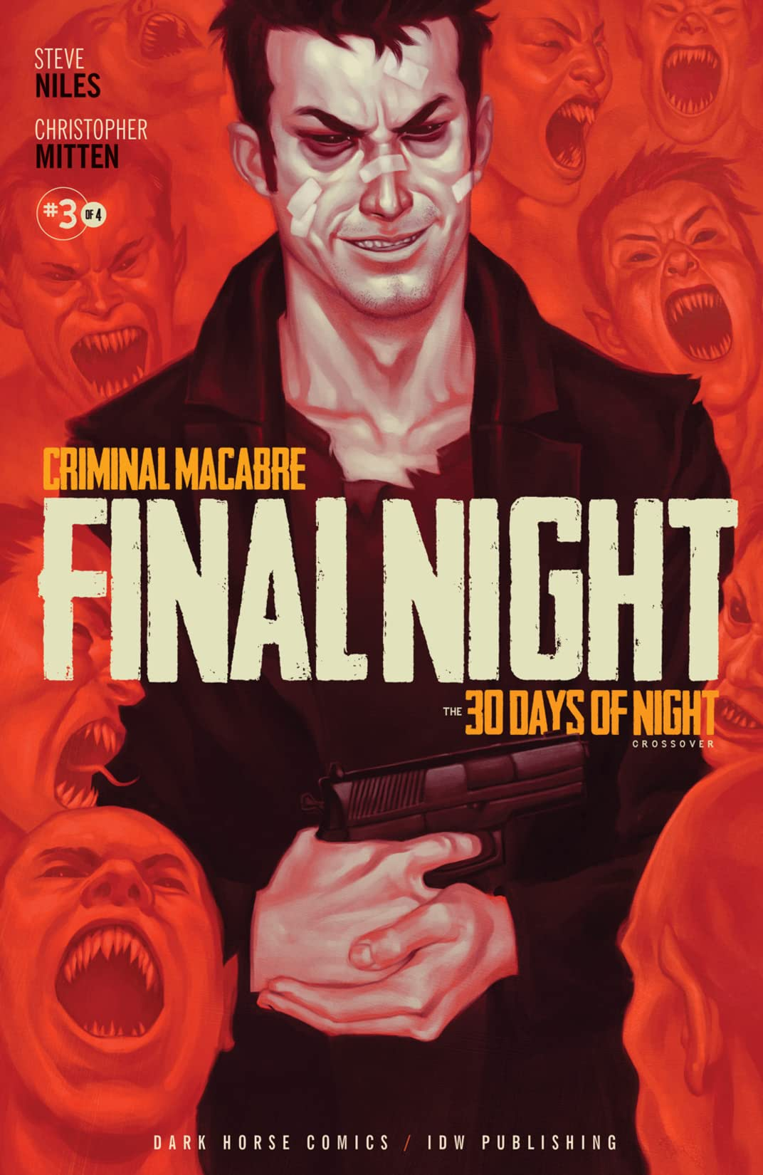 Criminal Macabre: Final Night - The 30 Days of Night Crossover #3