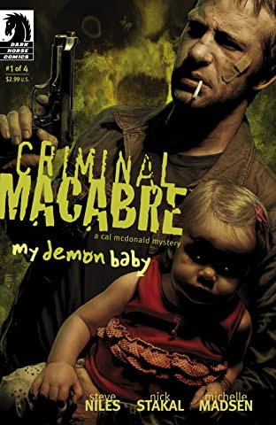 Criminal Macabre: My Demon Baby #1
