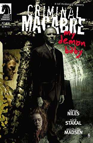 Criminal Macabre: My Demon Baby #2