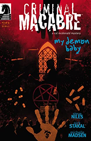 Criminal Macabre: My Demon Baby #3