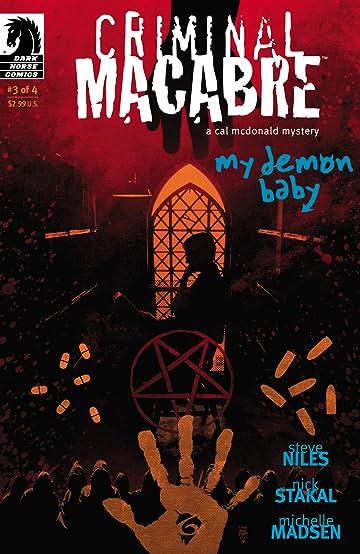 Criminal Macabre: My Demon Baby #3