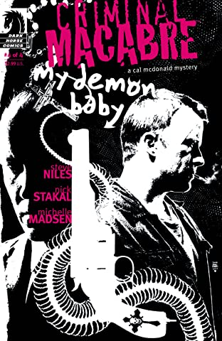 Criminal Macabre: My Demon Baby #4