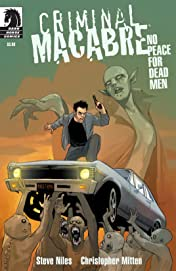 Criminal Macabre: No Peace for Dead Men #1