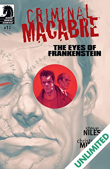 Criminal Macabre: The Eyes of Frankenstein #1