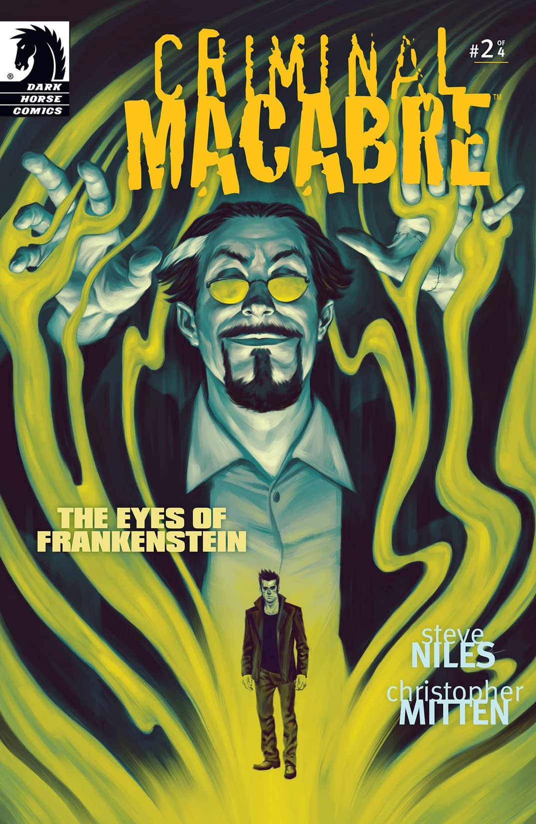 Criminal Macabre: The Eyes of Frankenstein #2