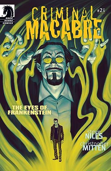 Criminal Macabre: The Eyes of Frankenstein #2