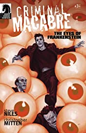 Criminal Macabre: The Eyes of Frankenstein #3