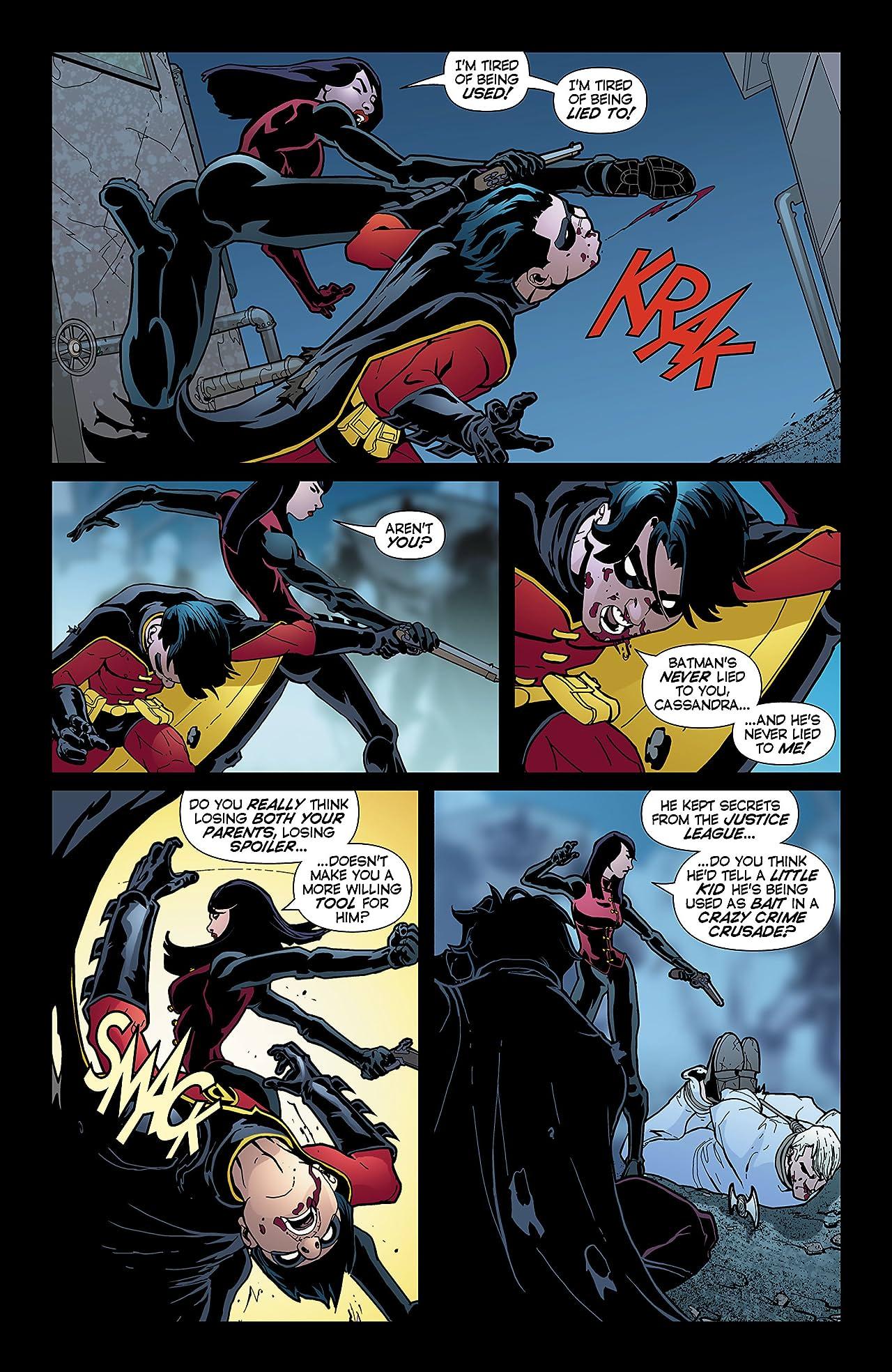 Robin (1993-2009) #151