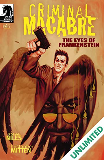 Criminal Macabre: The Eyes of Frankenstein #4