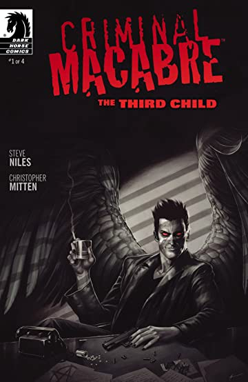 Criminal Macabre: The Third Child #1