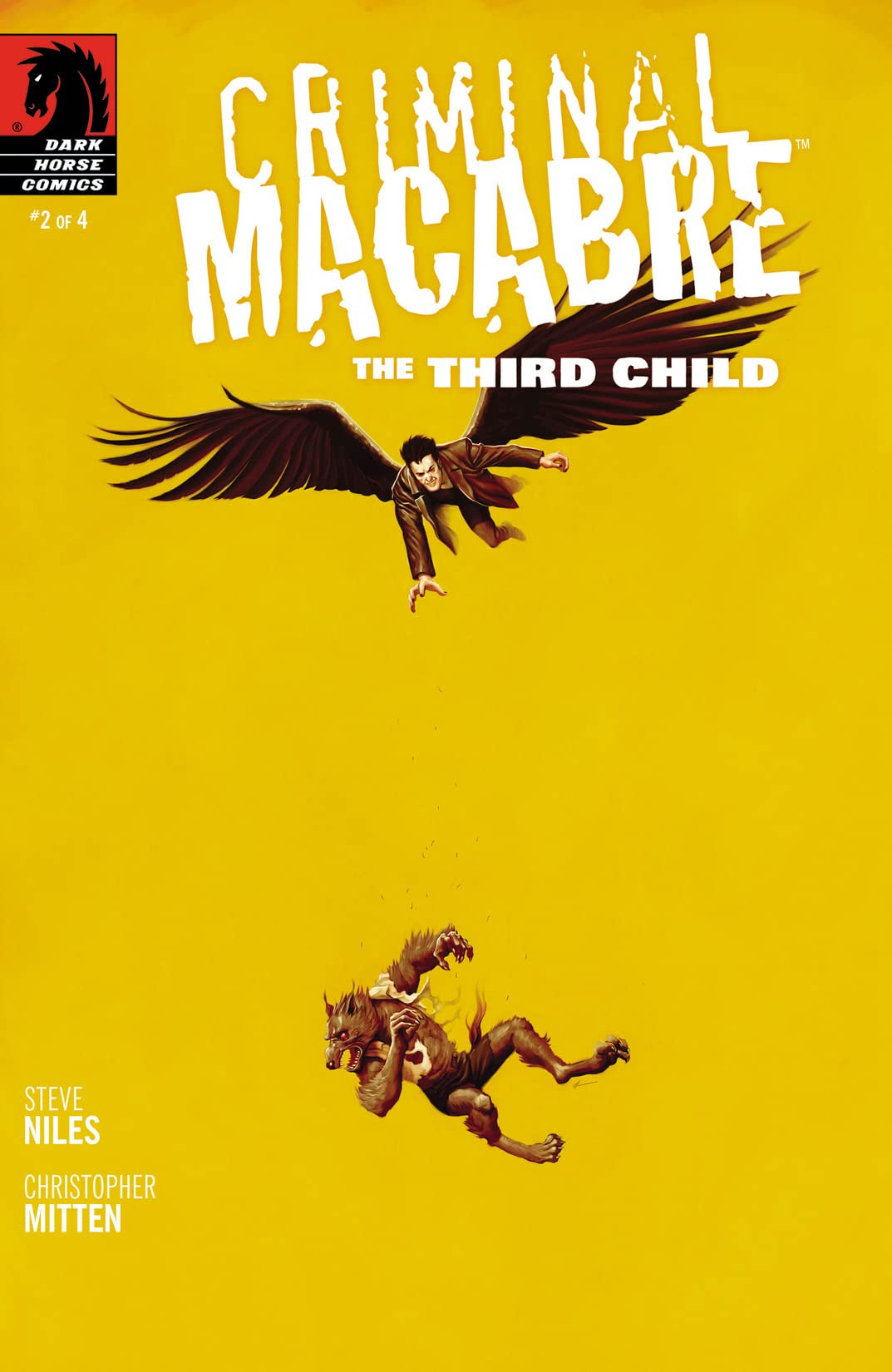 Criminal Macabre: The Third Child #2