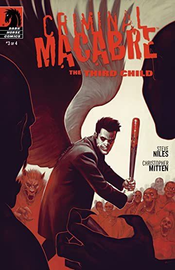 Criminal Macabre: The Third Child #3