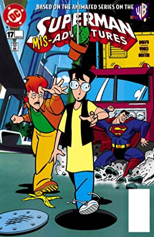 Superman Adventures (1996-2002) #17