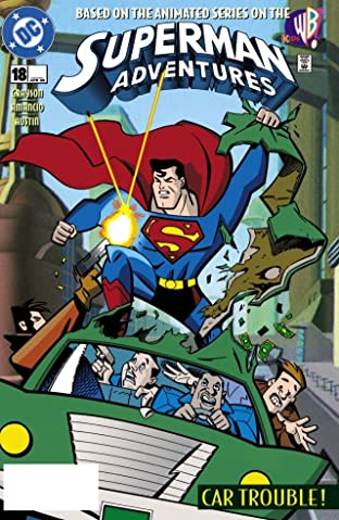 Superman Adventures (1996-2002) #18