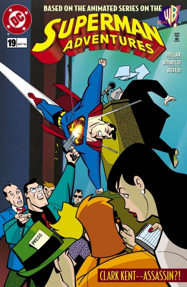 Superman Adventures (1996-2002) #19