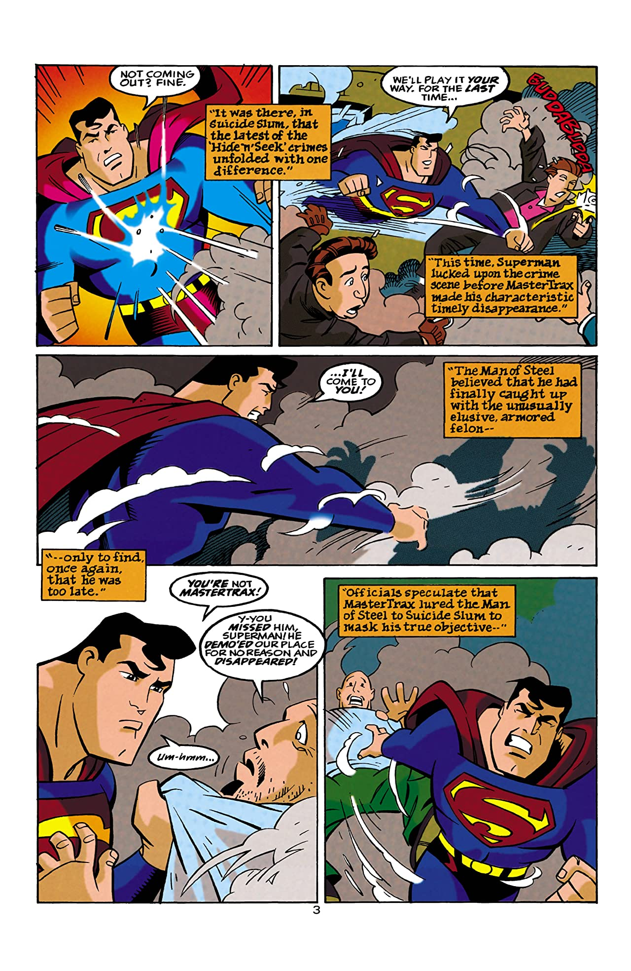 Superman Adventures (1996-2002) #20