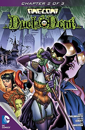 Ame-Comi III: Duela Dent #2