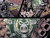 Batman: Arkham Unhinged #34